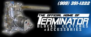 Terminator Blocks, Clutches, & Accessories